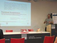 Vortrag von Valentin Dander, M.A.